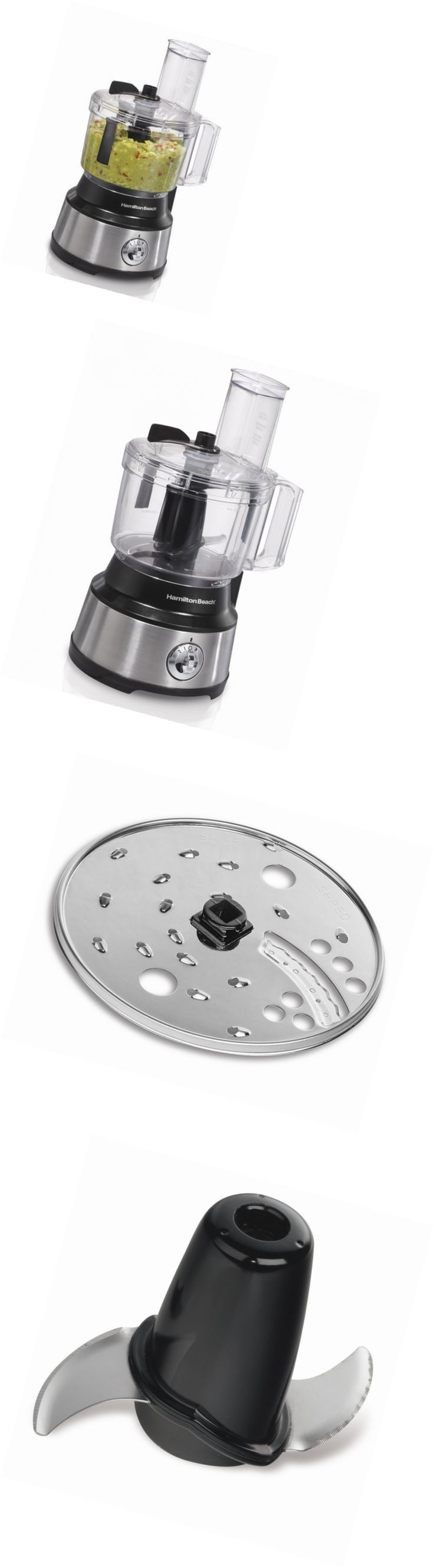 Food Processors 20673: Hamilton Beach 10-Cup Food Processor, With Bowl Scraper (70730) -> BUY IT NOW ONLY: $44.03 on eBay!