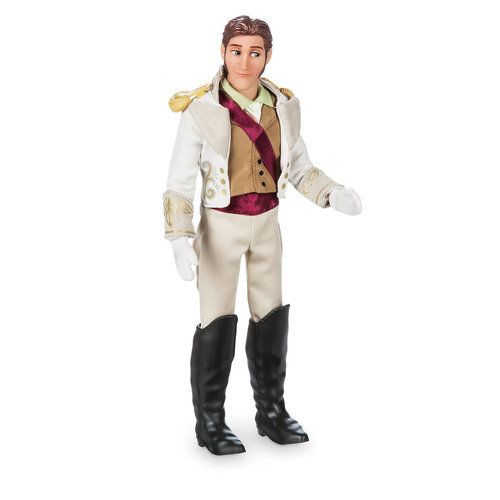 Hans Classic Doll - she really wants some boy Barbie dolls so this would be great