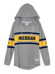 University of Michigan Varsity Pullover Hoodie