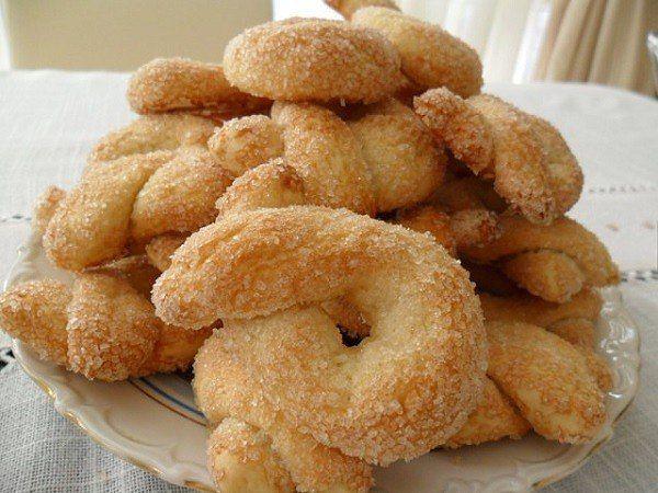 Быстрый и простой рецепт замечательного домашнего печенья!