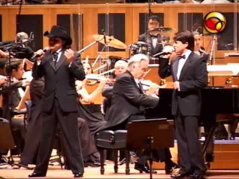 Chitãozinho &  Xororó - AVE MARIA - João Carlos Martins ao piano