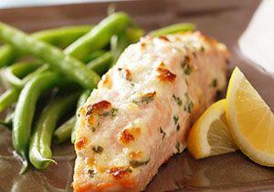 Resep Sarapan Ikan Panggang Saus Keju Parmesan