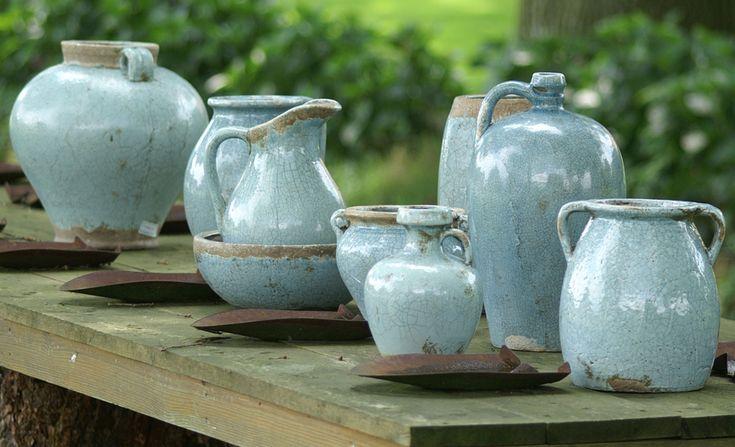 Verzameling potten en vazen van het merk brynxz uit het for Potten en vazen