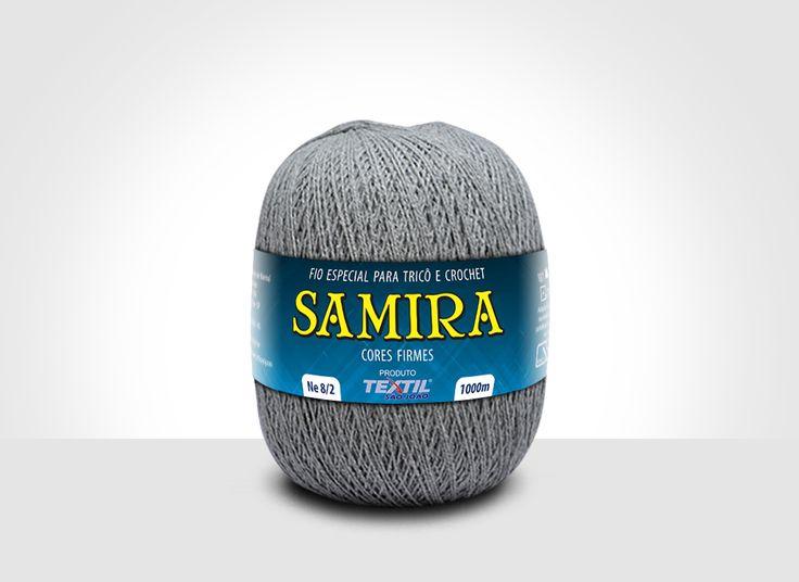 Samira cor 26 Cinza Mescla
