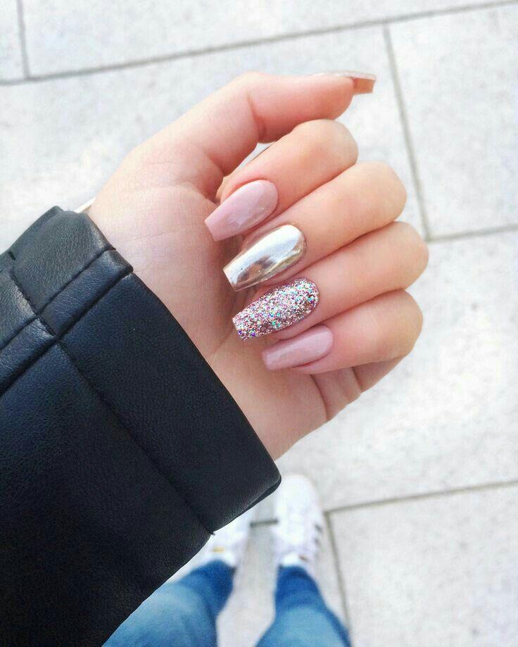 Beautiful/Romantic  Manicure & Pedicure Ideas  Colors & Design