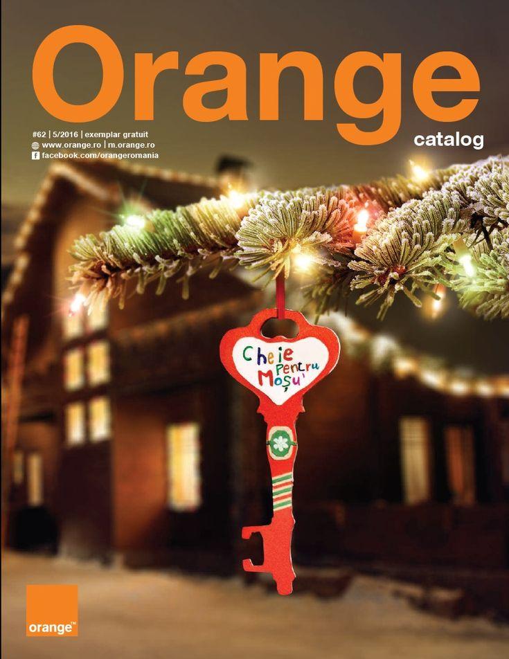 Catalog Orange Oferta de Iarna 2016 - 2017! Oferte: ZTE Blade L110 0€ cu abonamentul Orange Me 8 (500 minute nationale, din care 100 sunt si internationale