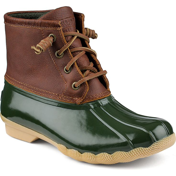 - Duck Inspired, Mid Height, Waterproof Boot - Inside zipper for easy on and off - Offered with Quilted Cire Detailing - Rawhide Lacing with Rust Proof Eyelets for Secure Fit - Micro-Fleeced Lining Pr