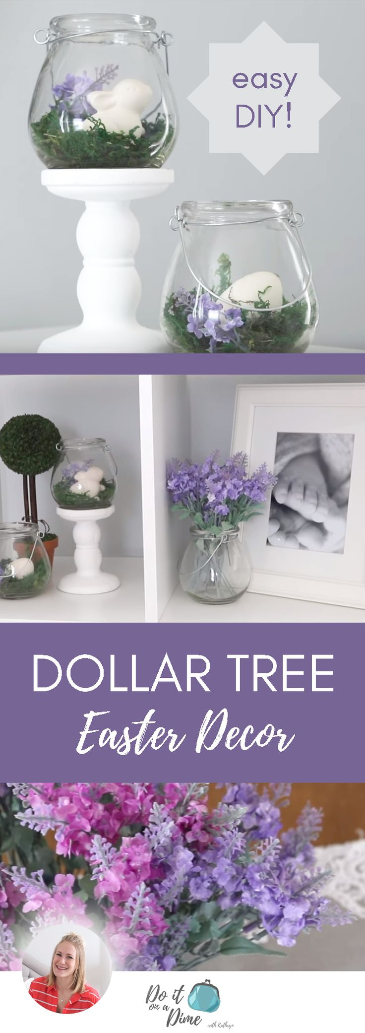 Amazing Dollar Tree Finds & Easter DIY