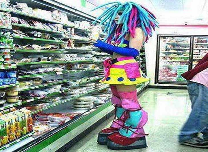 Weirdest People Of Walmart | Strange People, but Lovely ...