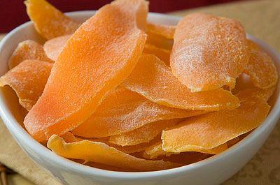 Dried Mango https://pinoycook.wordpress.com/2013/12/10/dried-mango-recipe/