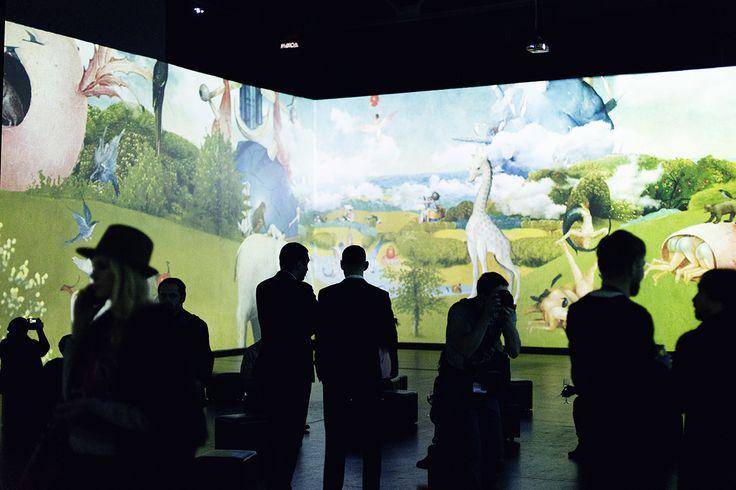 Hieronymus Bosch – Visions Alive – Multimediale Ausstellung – Alte Münze – Berliner Ansichtssachen