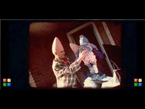 Paul Simon/ Kodachrome-Coneheads Montage