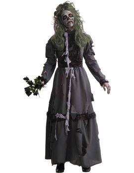 Fancy Dress - Zombie Lady Costume
