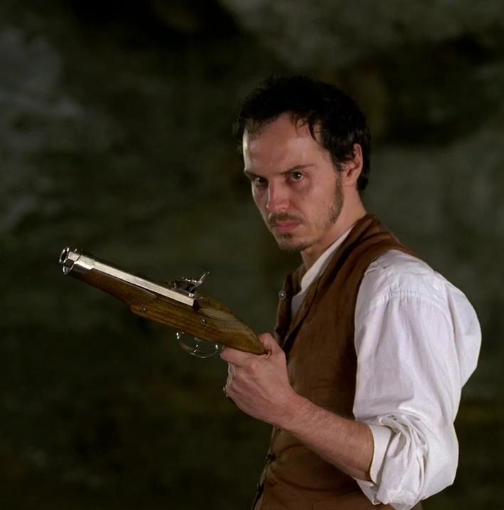 "Andrew Scott as Laevsky in Anton Chekhov's ""The Duel"""