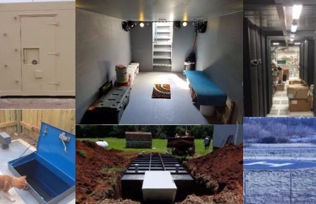 Underground Bunkers For Sale 14 Epic Survival Shelters To Buy
