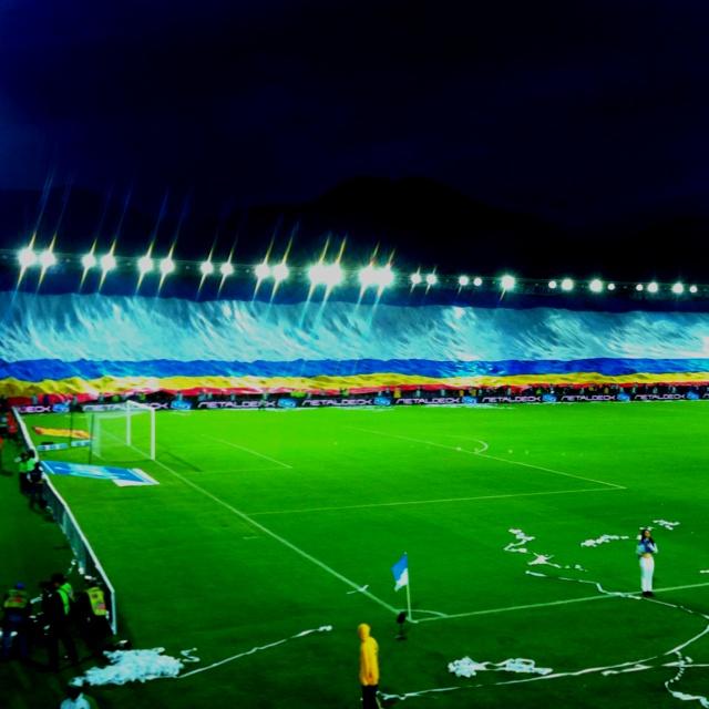 La bandera más grande! Millos FC