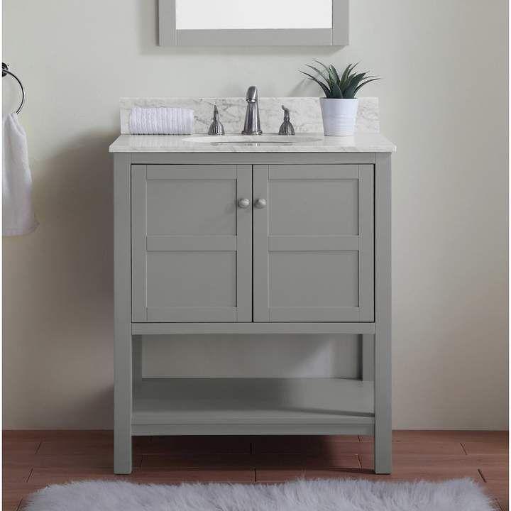 Andover Mills Aula 30 Single Bathroom Vanity Set Base Single Bathroom Vanity Bathroom Vanity Vanity