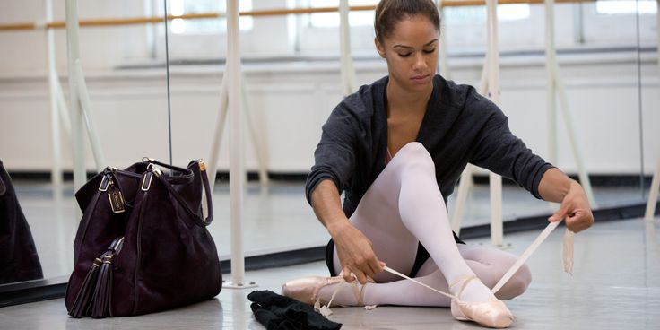 WATCH: Misty Copeland Teams Up With Coach