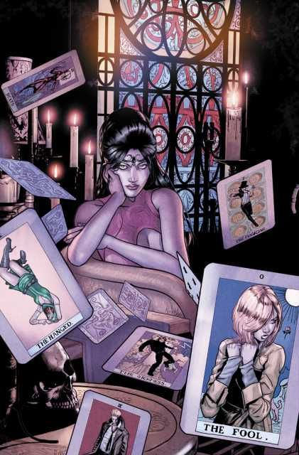 Madame Xanadu screenshots, images and pictures - Comic Vine