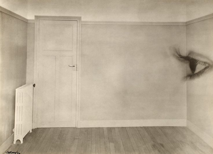 Maurice Tabard (French, 1897-1984)  Room with Eye  1930  Gelatin silver print  The Metropolitan Museum of Art, The Elisha Whittelsey Collection, The Elisha Whittelsey Fund, 1962