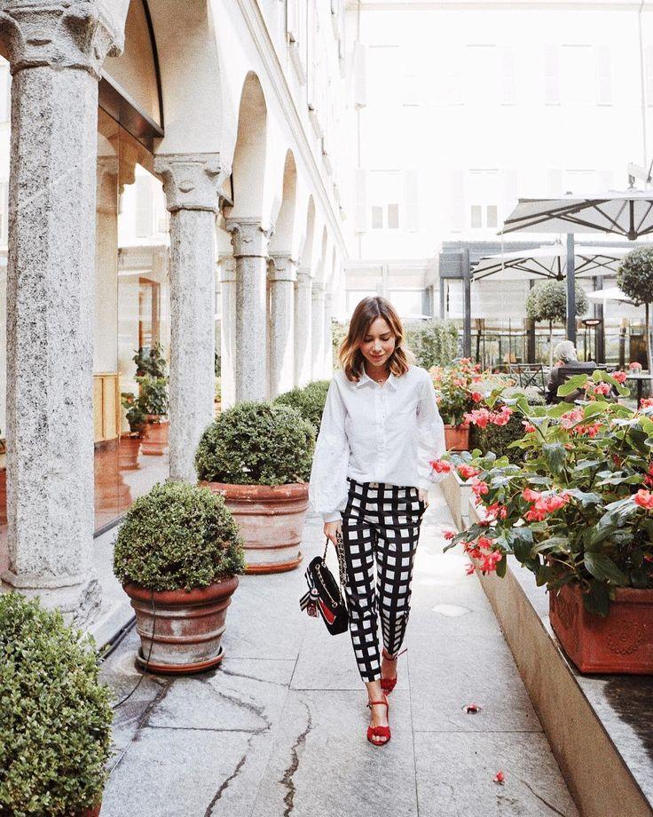 """10.9 mil curtidas, 41 comentários - Luisa Accorsi (@luisa.accorsi) no Instagram: """"around the gardens of @fsmilan  ainda nem cheguei em casa e já estou com saudades da italia e do…"""""""