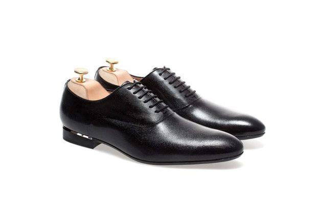Black Groom Shoes    onefabday.com