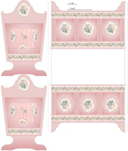 375 best 3d paper doll furniture, toys templates images on Pinterest ...