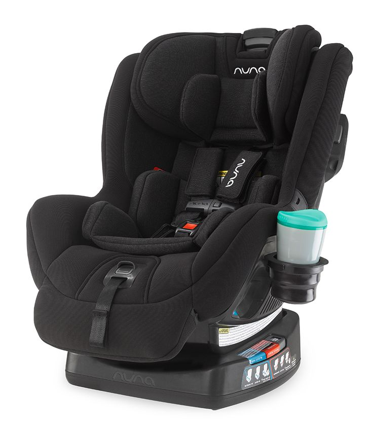 Nuna Rava has built in cup holders (fun) and a superior side impact protection mechanism (safe)