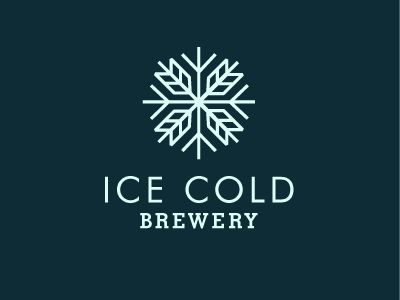 One of my favorite logos of mine, the concept is simple.best way to drink beer is ice cold, wheat and snowflake are combined to make this logo. Of course anything can be improved so any critiques o...