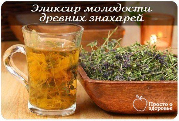 ЭЛИКСИР МОЛОДОСТИ ДРЕВНИХ ЗНАХАРЕЙ | Женский журнал