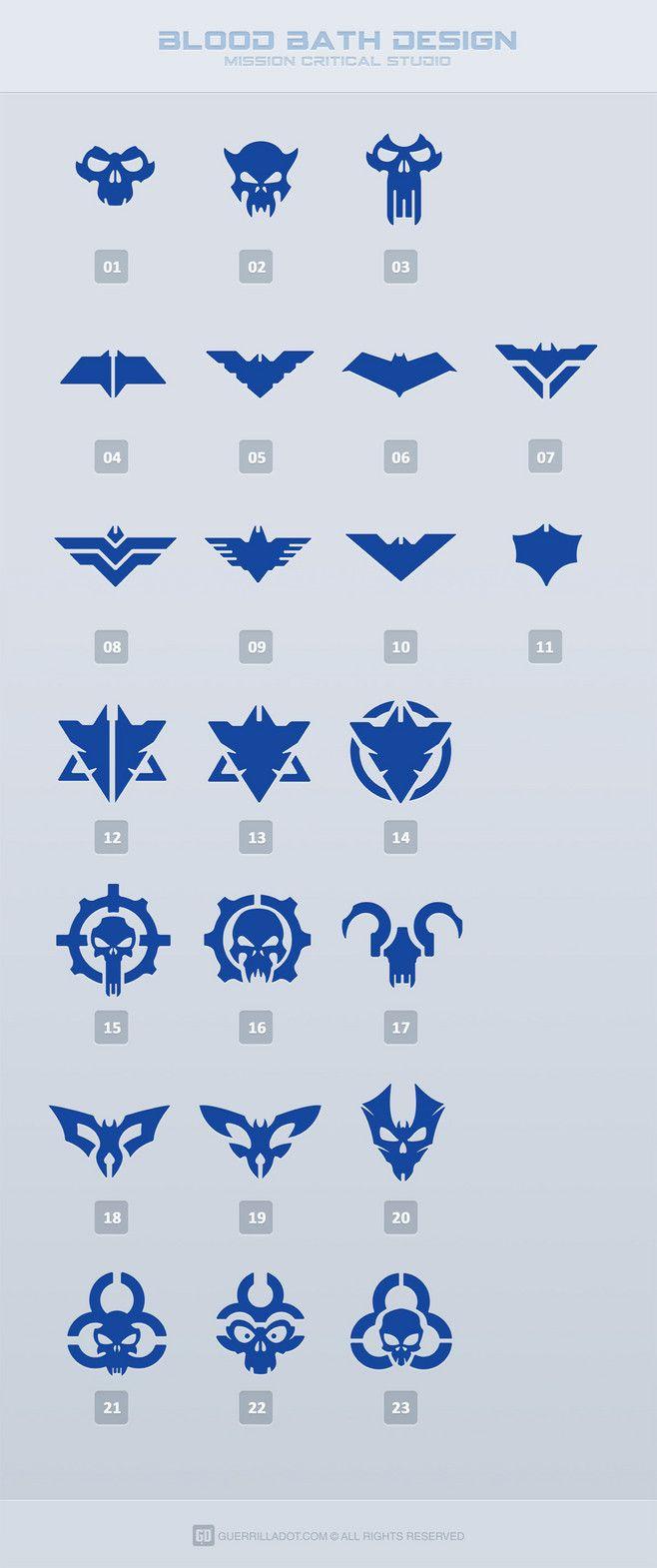 guerrilla-dot-bb05.j...@Marcy01采集到游戏icon(749图)_花瓣