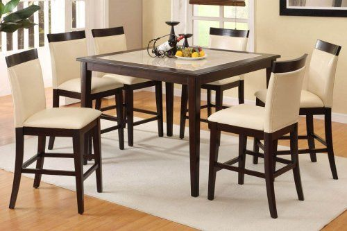 21 best counter height table chairs images on pinterest. Black Bedroom Furniture Sets. Home Design Ideas