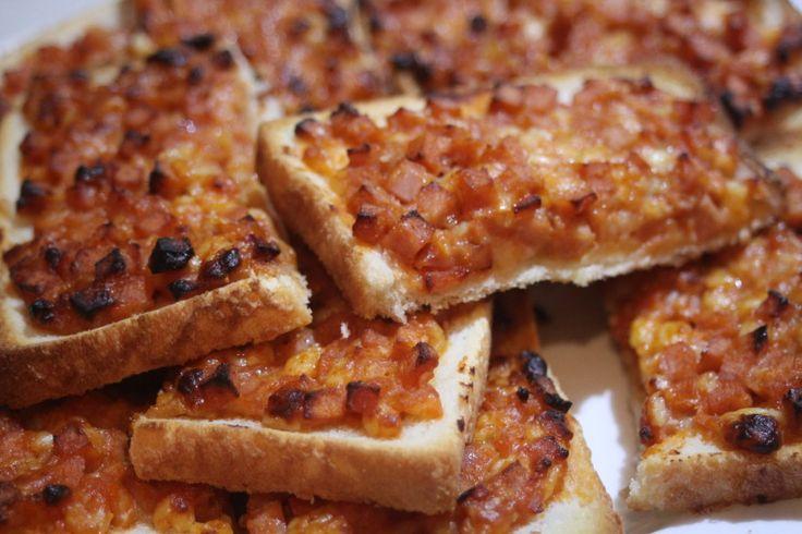 Savoury Toast