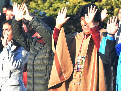 No ano-novo indígena, Morales sugere abandonar o calendário gregoriano