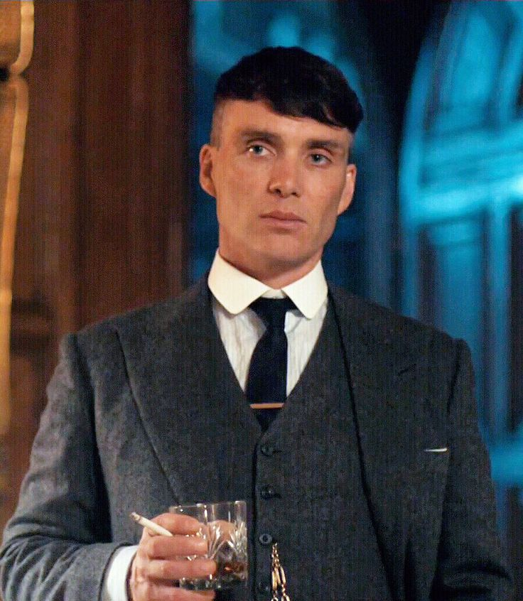 Yes. · #cillianmurphy #peakyblinders #tommyshelby