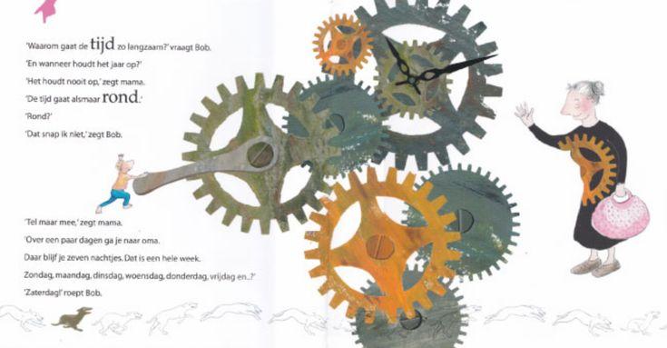 Kleuters digitaal! Boek: Had ik maar een tijdmachine - Kleuters digitaal!
