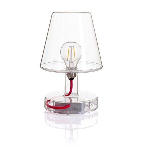 Transloetje is gemaakt van PVC en wordt geleverd inclusief een energiezuinig Led lampje. Afmetingen: Ø 16,5 x H 25,5 cm.