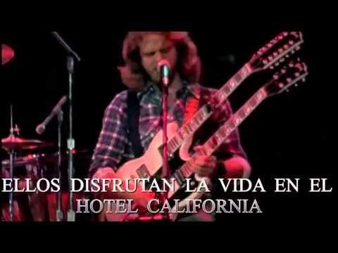 Hotel California.- The Eagles (subtitulos en espanol) - YouTube