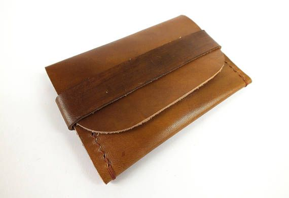 Mens Leather wallet, Mens Wallet, Leather Wallet, Minimal Leather Wallet, thin wallet, mens wallets