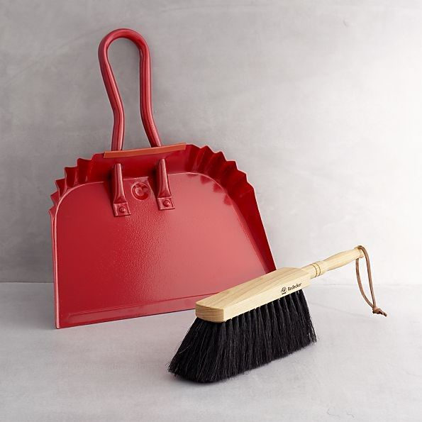 When did the dustpan get so stylish? Here are a dozen from around the world that are too handsome to relegate to the utility closet.