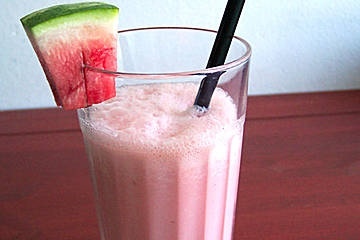 Wassermelonen-Shake