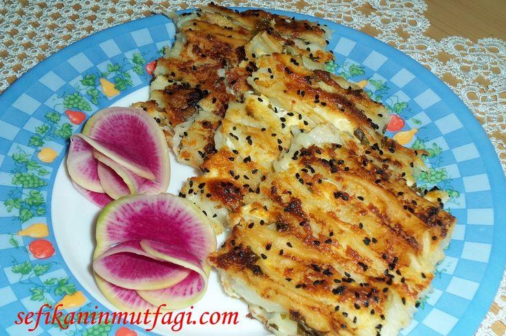 Pratik ve lezzetli bir tarif Kırma Börek (Göçmen Böreği) #börek #börektarifleri #hamur #hamurişi #recipes   http://sefikaninmutfagi.com/kirma-borek-gocmen-boregi/