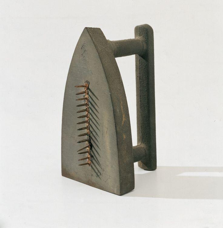 ferro da stiro man ray - Cerca con Google