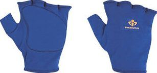 Impacto 501-00 Anti-Impact Glove Liner Blue Fingerless four-way stretch polycotton / lycra glove liner. Visco-elastic polymer palm padding absorbs impact and dissipates shock. Recommended for wearing under any specialist glove. Provides impact  http://www.comparestoreprices.co.uk/january-2017-9/impacto-501-00-anti-impact-glove-liner-blue.asp