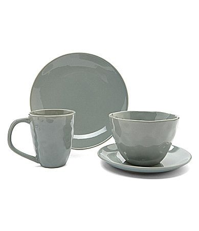 Noble Excellence Naturals Dinnerware | Dillards.com - but in cream
