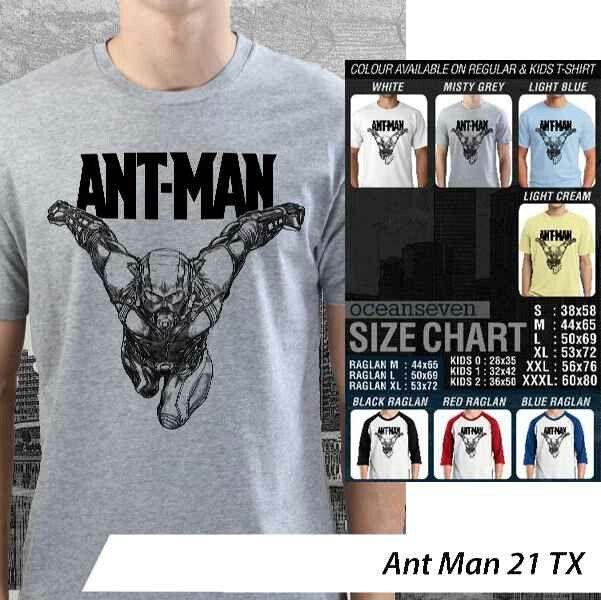 Ant Man 21 TX