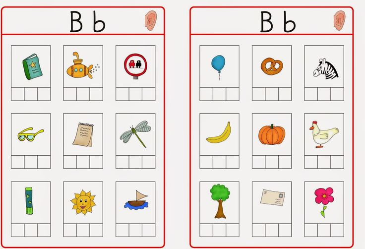 Lernstübchen: Abhörkarten B Z G