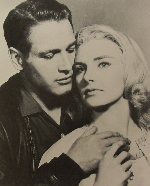1958 Paul Newman THE LONG HOT SUMMER Joanne Woodward Publicity Still Classic Hollywood Cinema by Christian Montone, via Flickr