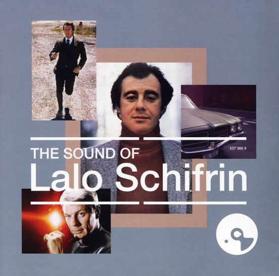 Lalo Schifrin: Sound Of Lalo Schifrin (Mission Impossible/More Mission Impossible/Mannix/Cincinnati Kid/Once A Thief/Whole Lalo Schifrin Goin On/Schifrin S
