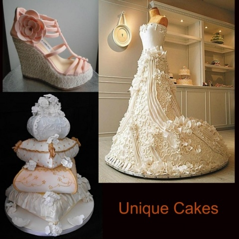 The unusual in Cakes